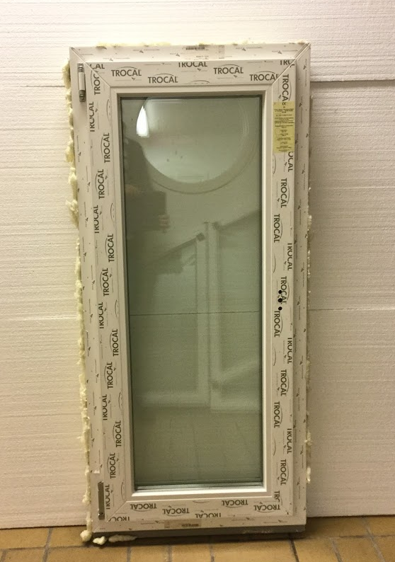 Sido/underhängt fönster 580x1250