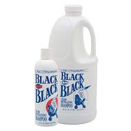 Black on Black Schampo