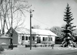 Varnhems församlingshem med söndagsskolan vid tiden, Foto Harald Bjurklo