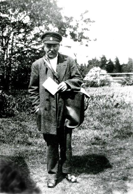 G. 2 Den förste brevbäraren på linjen Varnhem-Ljungstorp var Carl Magnus Karlsson, Djäknakrogen. Insatt av Kent Friman, 2014-03-05. Läs mer på www.ljungstorpshistoria.se!