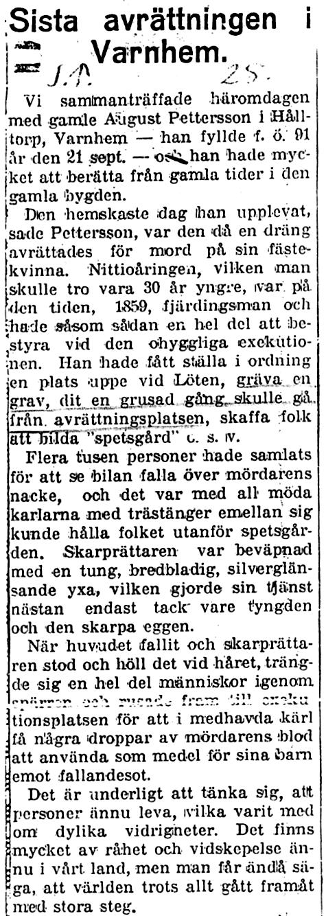 Falköpingstidningen 1928
