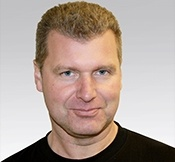 Johnny Längefors  Regionschef  Stål & Hyr