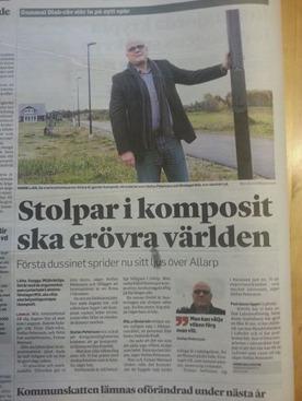 MSL i Hallandsposten