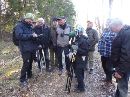 Mats Gothnier intervjuar. Foto: Eva Stenvång Lindqvist