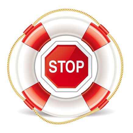 stop buoy
