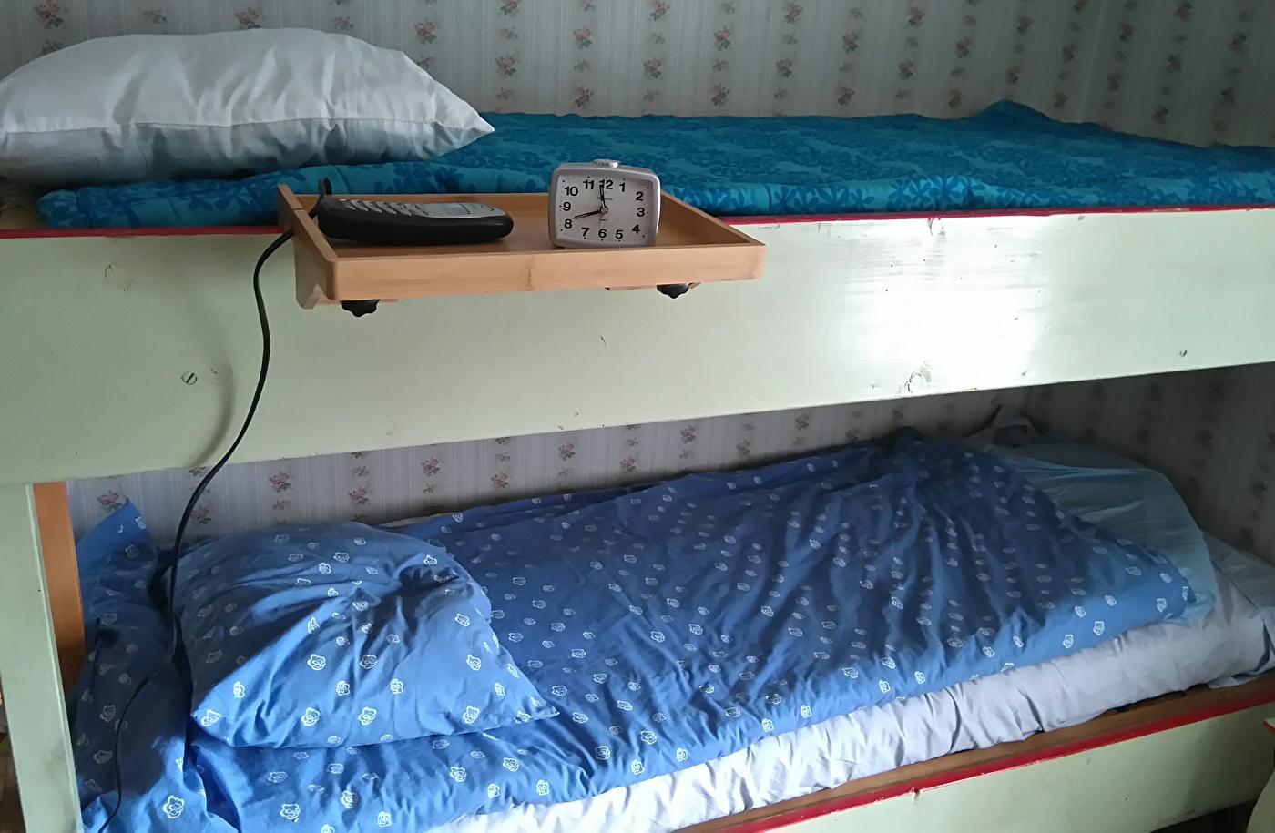 Sänghyla våningssäng