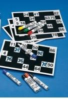 Bingo plattor Whiteboard