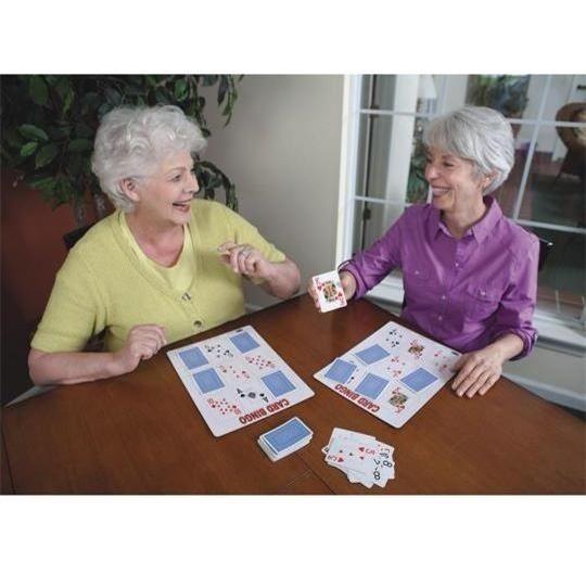 Spelkort bingo