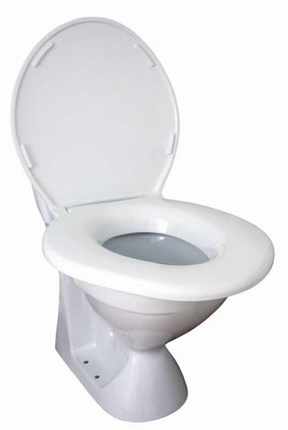 XL Toalettsits hel