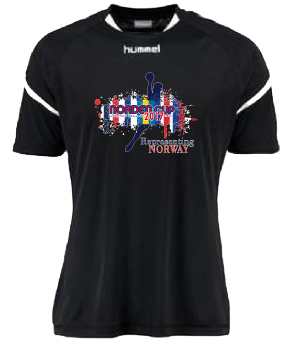 NOR T-shirt Front 2017