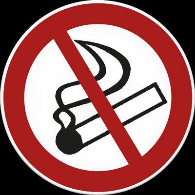 Rökning-förbjuden