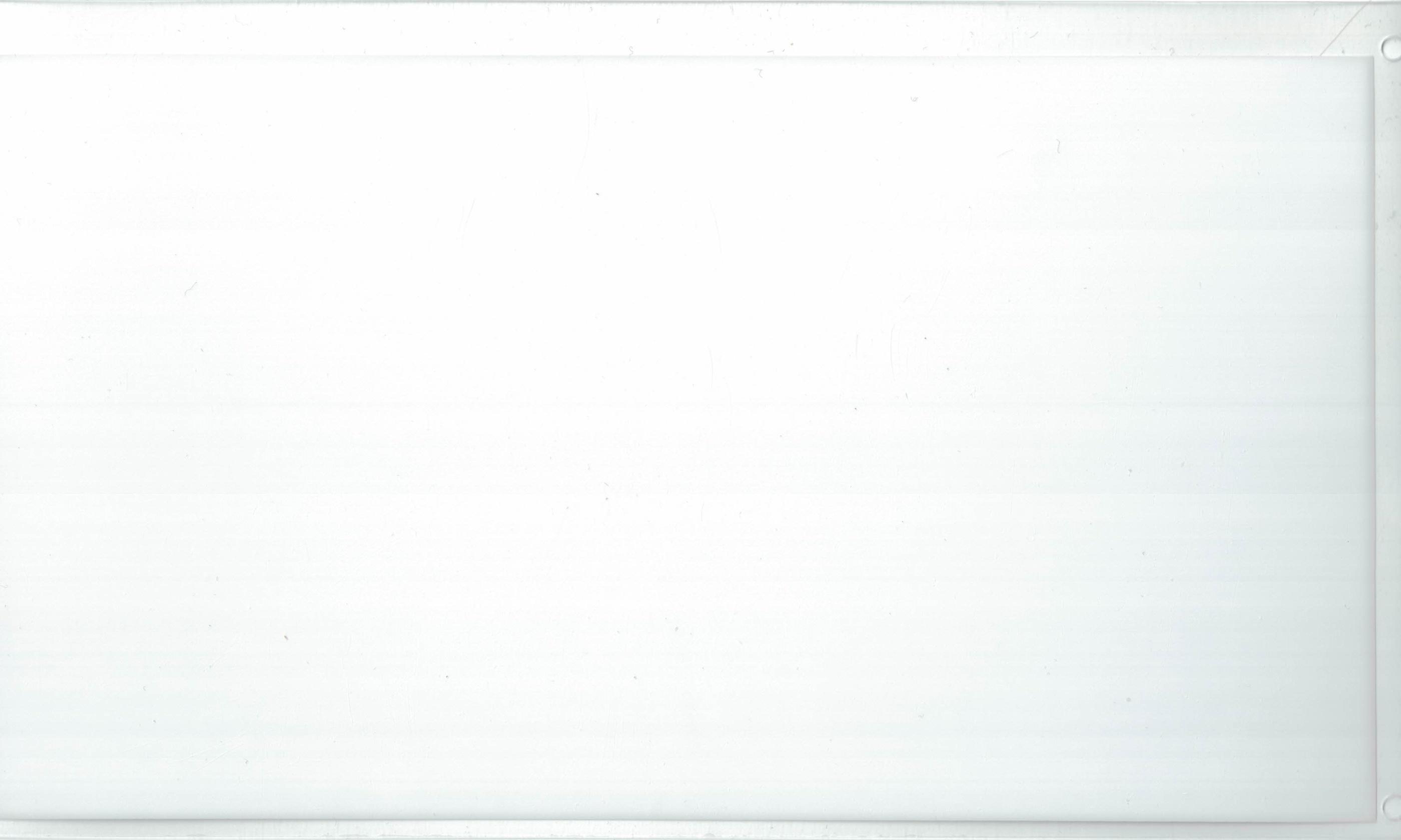 Frontskiva U 32  blank 346x174mm 16-7200-18           20180130
