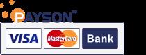 Med Payson betallösning handlar du tryggt i vår webbshop.