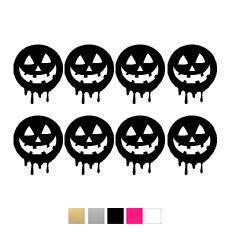 Wall stickers - Halloween pumpor