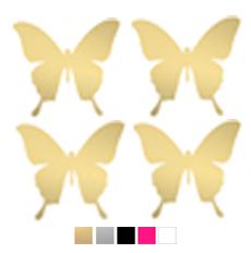 Wall stickers - Stor fjärilar