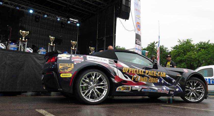 Corvette C7  Z06 2016