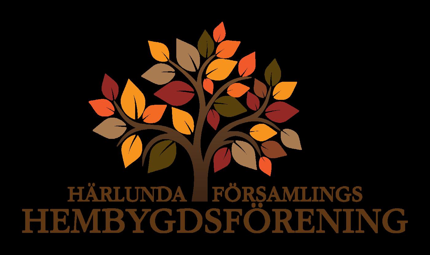 Härlunda Församlings Hembygdsförening logo mobil