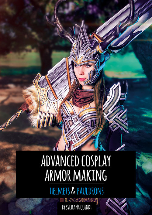 Advanced cosplay armor making