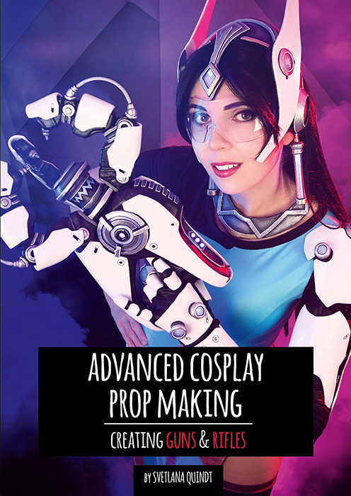 Advanced cosplay prop making