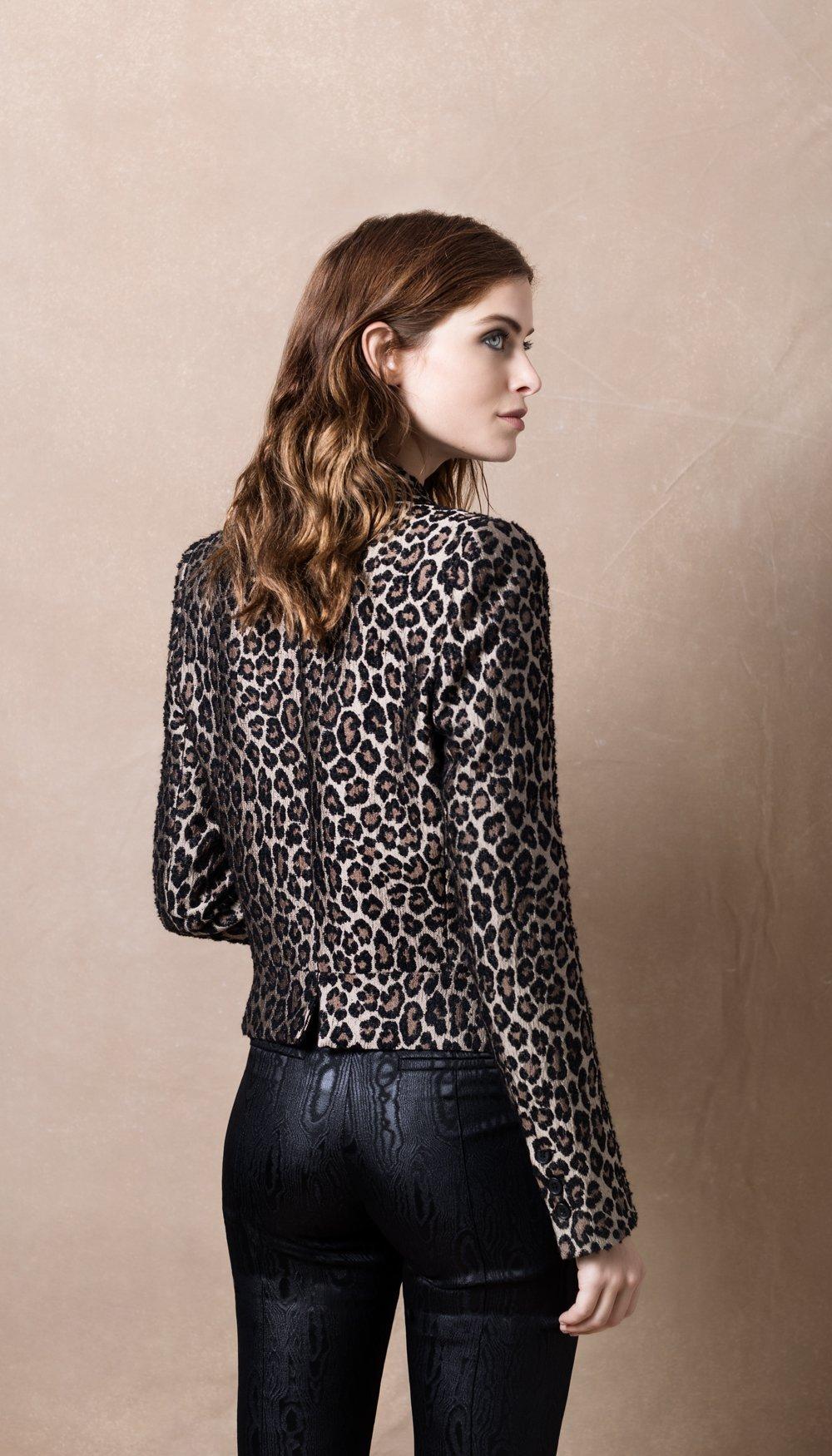 Smythe Les Vestes Anytime Blazer_leopard_2
