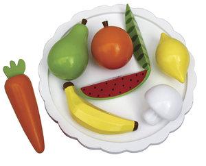 Fat med frukt & grönsaker