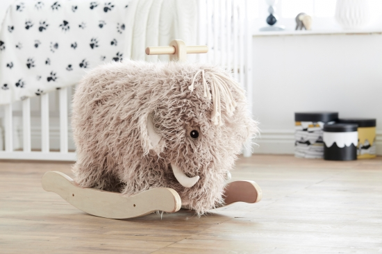 Gunghäst mammut 2