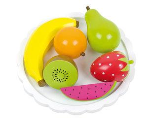 Fat med frukt -
