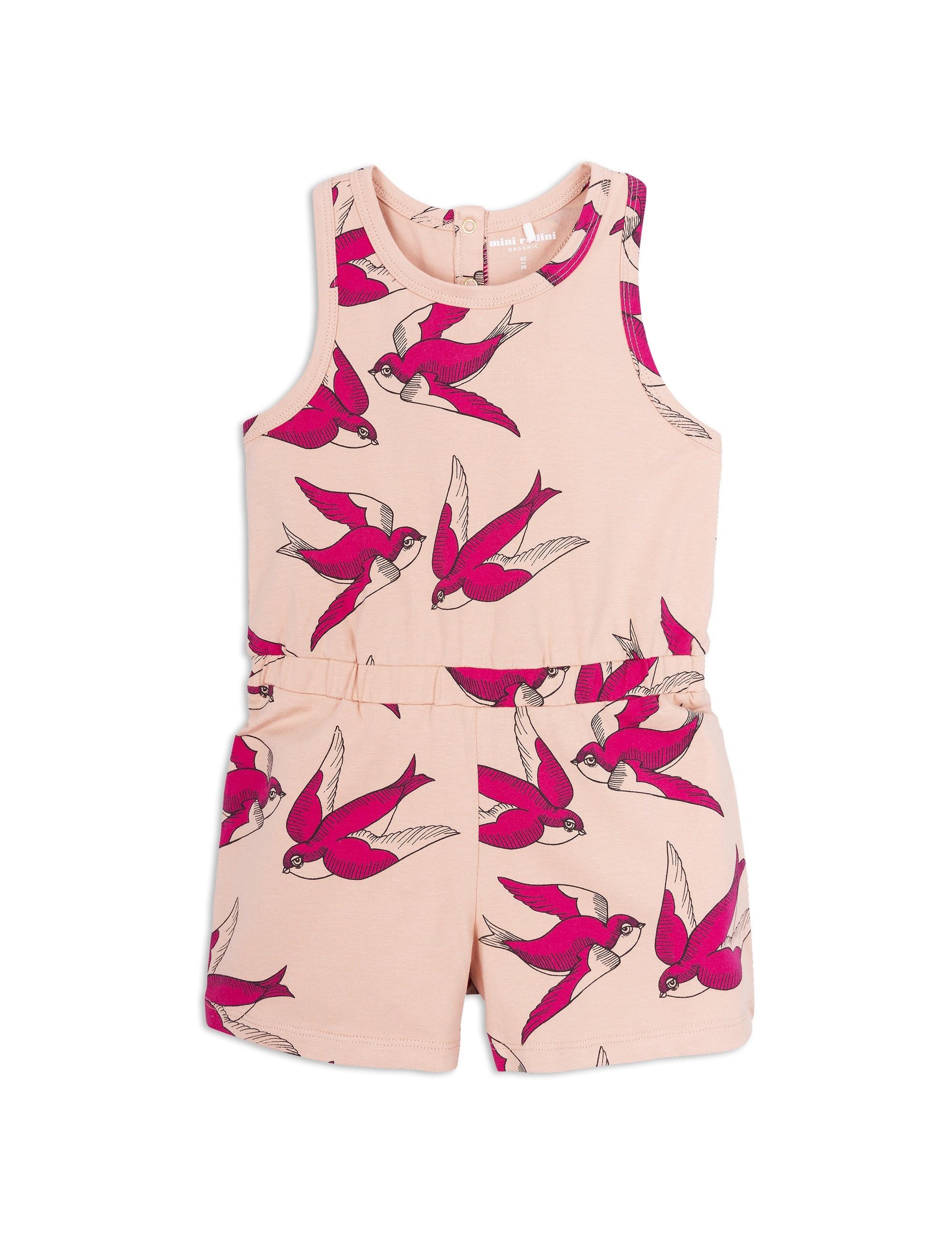 1825014133 1 mini rodini swallows summersuit pink