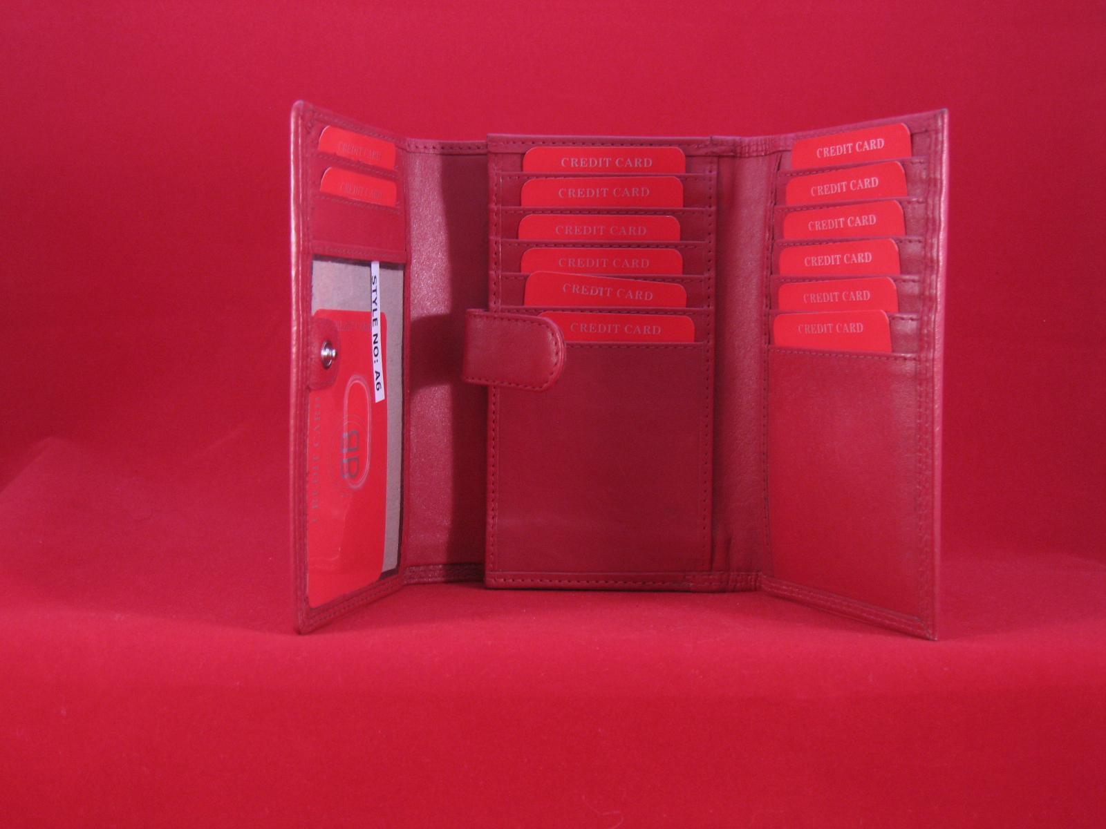 A6 röd