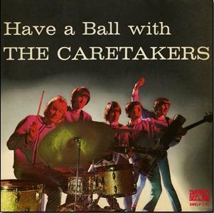Caretakers LP från 1966.