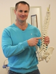Thomas Egegaard, Leg. Kiropraktor, Msc.