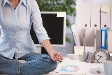 yoga för företag