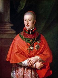 Kardinal Rudolf von Habsburg-Lothringen