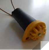 Vändarmotor till Brinsea Mini Advance -