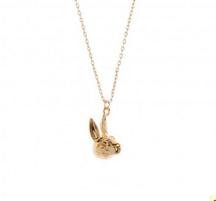 Orelia bunny halsband