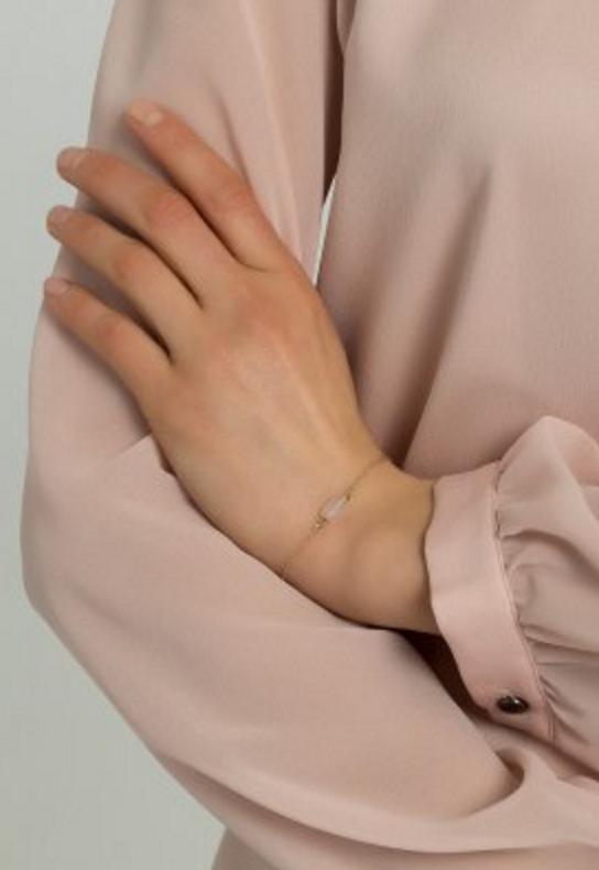 orelia armband rosa 2