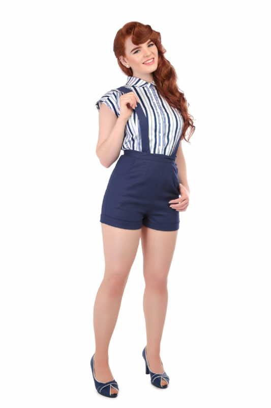 Amy Shorts Navy