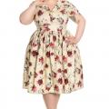 Rosmarin dress - rosmarin stl 2XL