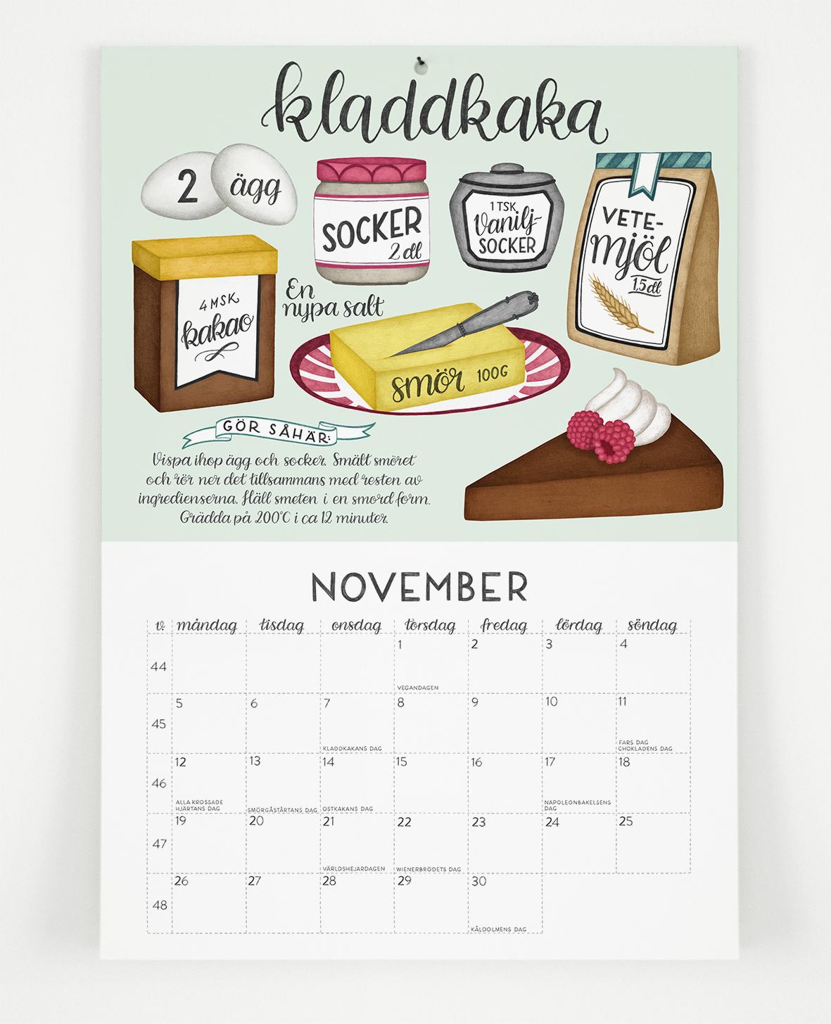 Tovelisa_kalender_kladdkaka