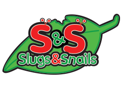 Barnstrumpbyxor slugs and snails