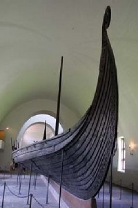 Viking Ship from 890 A.D.