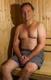 """Hans """"Sauna Doctor"""" Hägglund"""