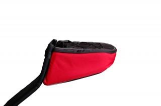 Azub OnSeat Bag för trajkar 18l - Azub OnSeat 18l röd