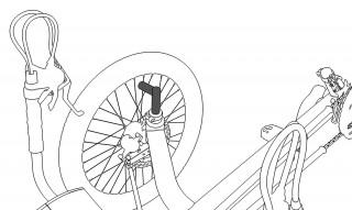 Azub multihållare för trajkar - Azub multihållare för trajkar