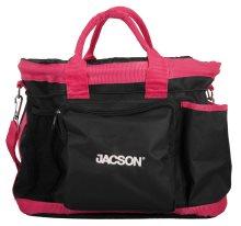 Jacson väska - Svart/rosa