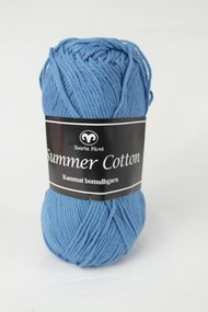 Summer cotton - Summer cotton Blå 06