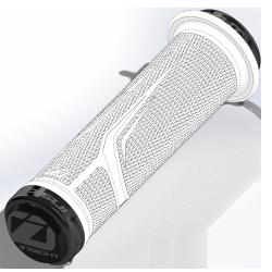 Handtag INSIGHT c.o.g.s Lock On - Vita / Svarta lås - 115 mm