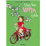 Bok: Visst Kan Lotta Cykla -