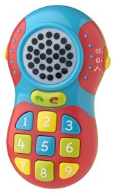 Playgro Baby-telefon