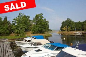 Möjlighet att hyra båtbplats!